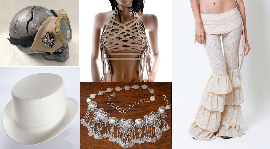 burning man outfit ideas women indelicatelyhaute